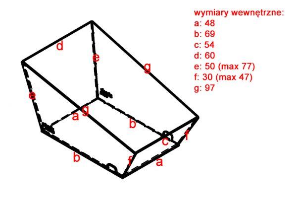 Box dimensions