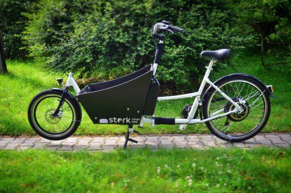 Stork SHORT cargo bike