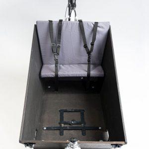 Ławka i dolne mocowanie adaptera Maxi-Cosi